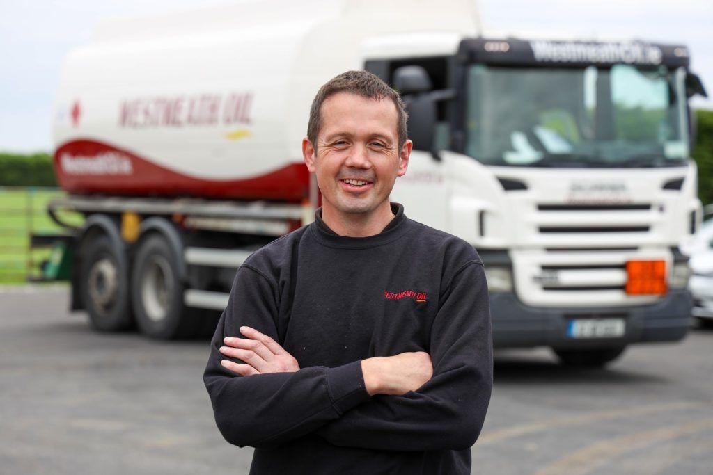 Westmeath Oil truck driver Robert